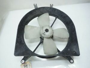 2000 Honda Civic Si M T Radiator Fan Assembly Oem 1996 1997 1998 1999
