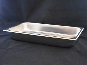 Polar Ware Stainless Steel Instrument Tray 16 1 2 X 10 X 2 1 2
