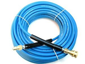 Carpet Cleaning 100ft Truck mount High Pressure Hose 275 Deg