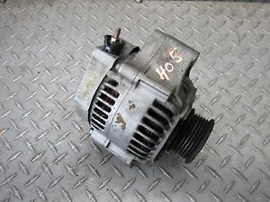 98 Isuzu Trooper Alternator 3 5l