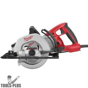 Milwaukee 6477 20 15 Amp Worm Drive Circular Saw With Standard Plug New