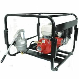 Ipt Pumps 25fp13hr 195 Gpm 2 1 2 Electric Start High Pressure Fire Pump