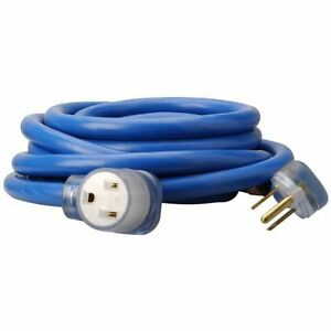 Coleman Cable 1917 8 3 Stw 6 50 Welder Extension Cord Bl W