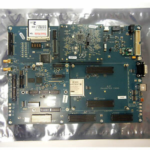 Xilinx Virtex 5 Fpga Development 2 Plug in Add ons Cf Card kit 5