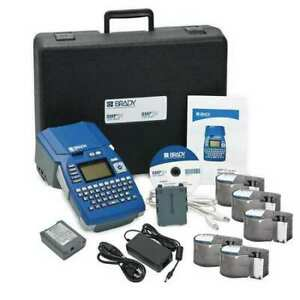 Brady Bmp51 kit ls Label Printer Kit Bmp51 With Lab Id Kit