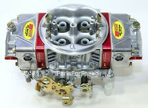 Aed U750ho Holley Double Pumper Carburetor Ultra Aluminum 750 Ho Hp Race Street