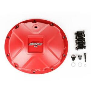 Alloy Usa Aluminum Differential Cover Dana 35 Red 11211