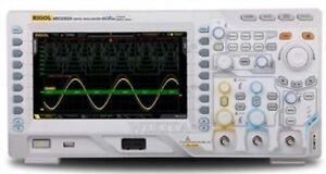 2 channel Digital Oscilloscope Rigol 70 Mhz Ds2072a s Cq