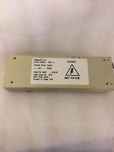Thermo Finnigan Lcq Ion Source Hv Power Supply