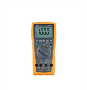 True Rms For Industrial Dmm Motor Drive Digital Multimeter Vc 87 Est Ny