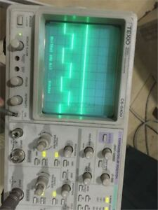 1pc Used Automatic Direct Reading Digital Oscilloscope Kenwood Cs 5400 Pc