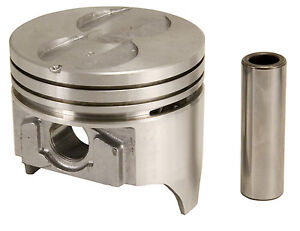 Sealed Power L2482f60 Pistons Forged Flat 4 060 Bore 302 Ford Set Of 8