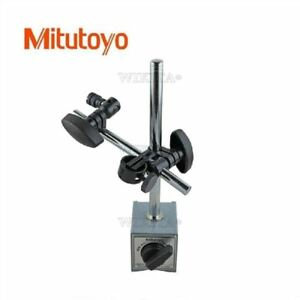 New Mitutoyo 7011s 10 Magnetic Stands For Dial Test Indicators S