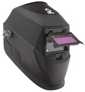 Welding Helmet auto Darkening 1 3 8in h Miller Electric 263038