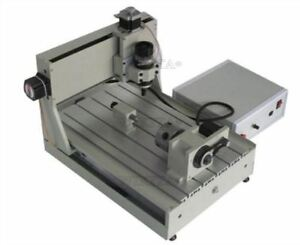 3040ch80 4 Axis Engraving Machine Pcb Drilling milling Engraver Cnc Router H