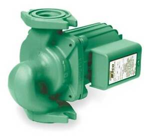 Hot Water Circulator Pump 1 8 Hp ifc Taco 0010 f3 1ifc