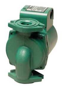 Hot Water Circulator Pump 1 6hp Taco 2400 40 3p