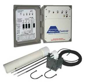 Waterline Controls Wlc4000 120vac Water Level Control Fill W High Alarm