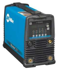 Tig Welder Maxstar 210 Series 120 To 480vac Miller Electric 907684