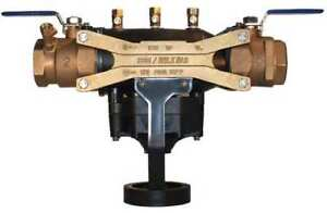 Reduced Pressure Zone Backflow Preventer Zurn Wilkins 112 375