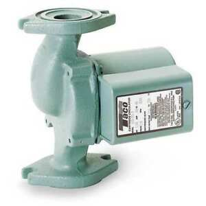 Hot Water Circulator Pump 1 35 Hp Taco 005 f2
