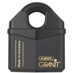 Abus 37 80 Kd Keyed Padlock different 3 1 4 w
