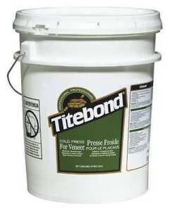 Wood Glue tan 5 Gal Titebond 5177