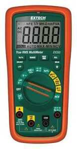 Extech Ex350 Multimeter 10 Mhz aa full Size Style G3321398
