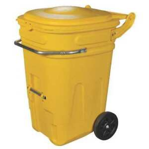 Industrial Spill Cart yellow Eagle 1697y