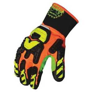 Impact Gloves l neoprene Palm pr Ironclad Indi rc5 04 l