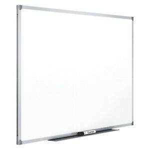 Melamine Whiteboard 48 X 72 wall Mounted Mead 85358n