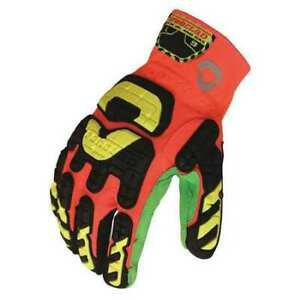 Impact Gloves s synthetic Leather pr Ironclad Lpi oc5 02 s
