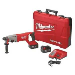 Milwaukee 2713 22 M18 Fuel 18v 1 Cordless Sds plus D handle Rotary Hammer Kit