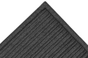 Notrax 161s0023ch Entry Mat Rdgcrss Charcoal 2 Ft x3 Ft