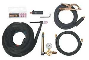 Water Cooled Torch Kit Wp Series Tig Miller Electric 300186