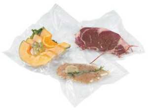 Vacuum Sealer Bag 10 In L 14 In W pk100 Vollrath 40814