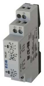Time Delay Relay 24 To 240vac dc 8a spdt Eaton Trl07