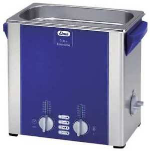 Ultrasonic Cleaner 1 Gal Elma Ultrasonics S40h