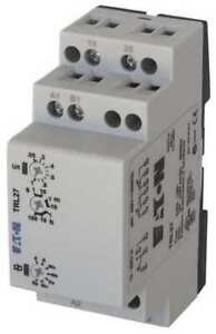 Time Delay Relay 24 To 240vac dc 8a dpdt Eaton Trl27