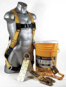 Yellow Fall Protection Kit 00815 Guardian