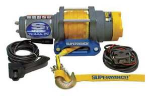Superwinch 1125230 Atv utv Electric Winch 1 1 3hp 12vdc