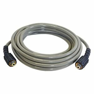 Cold Water Hose 1 4 In D 25 Ft