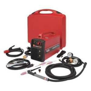 Lincoln Electric K2606 1 Tig Welder V155 s Series 120 230vac