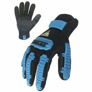 Cold Protection Gloves 10 13 32 L pr Ironclad Kw ccc 05 xl