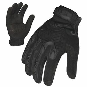 Tactical Glove size M black pr Ironclad G extiblk 03 m