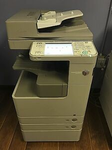 Canon Advance 4235 Imagerunner 4235 Copy Print Color Scan Fax Low Meter