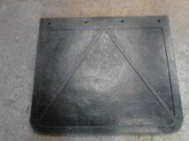 Rubber Mudflap Set Of 2 20x18 Flaps For Auto Car Truck Tractor Boat Trailer Rv