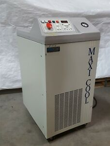 Fts Maxi Cool Refrigerated Chiller heater recirculating bath Rs232 208 230v