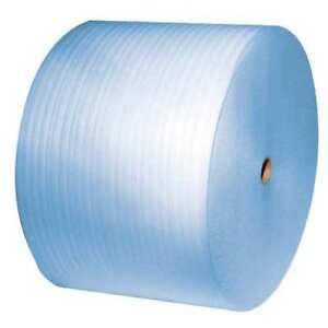 Cohesive Foam Roll 12 X 625 Ft Perforated 1 16 Thickness Blue Pk4