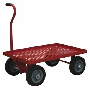 Little Giant Lwp 2436 10p Wagon Truck With 5th Wheel 24 In W